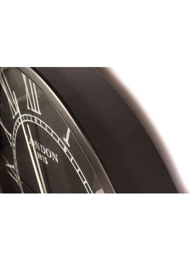 Mikasa Moor Duvar Saati Siyah